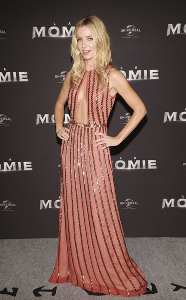 'The Mummy' Paris Premiere at Le Grand Rex