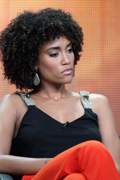 Annie Ilonzeh - 2011 Summer TCA Tour - Day 12