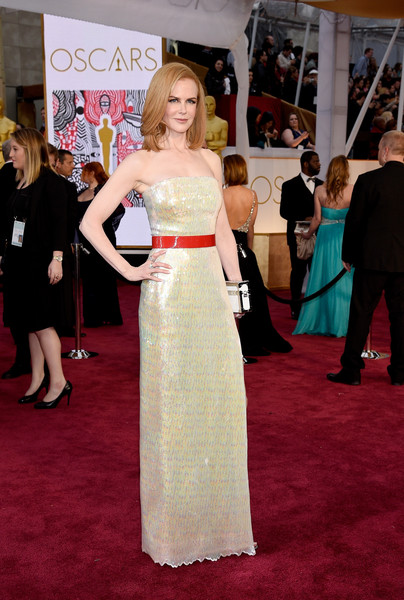 Actress Nicole Kidman attends the 87th Annual Academy Awards at Hollywood & Highland Center on February 22, 2015 in Hollywood, California.