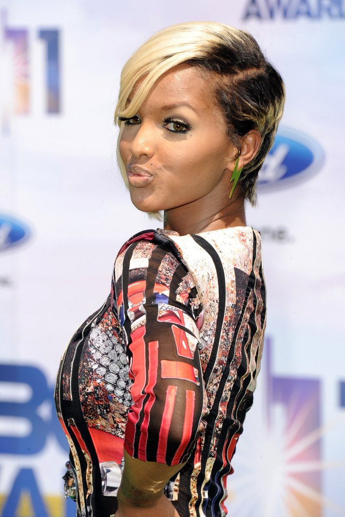 Lola Monroe Photos Photos BET Awards 11 Arrivals Zimbio