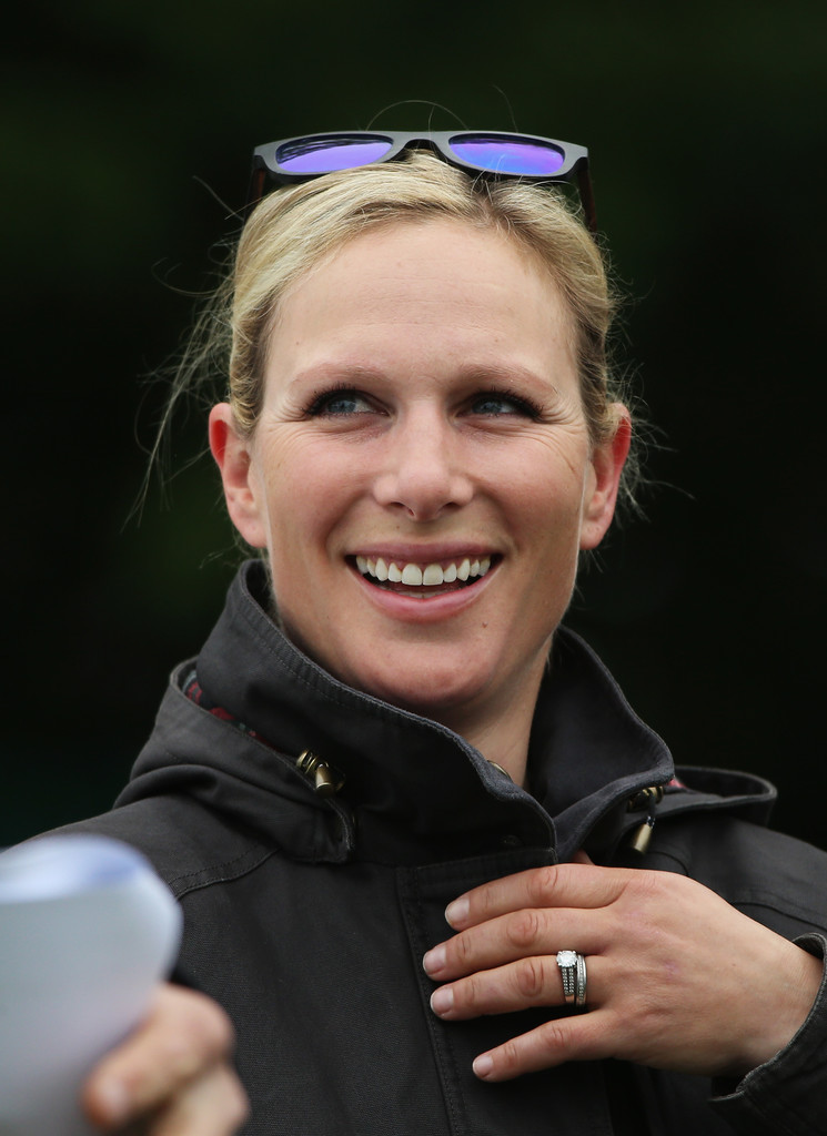 Zara Phillips Photos Photos BMW PGA Championship