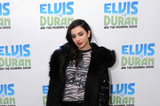 "(EXCLUSIVE COVERAGE) Charli XCX visits ""The Elvis Duran Z100 Morning Show"" at Z100 Studio on December 12, 2014 in New York City."
