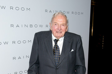 David Rockefeller Rainbow Room Grand Reopening
