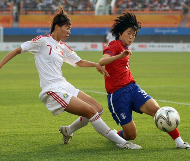 Th Asian Games Day  Football