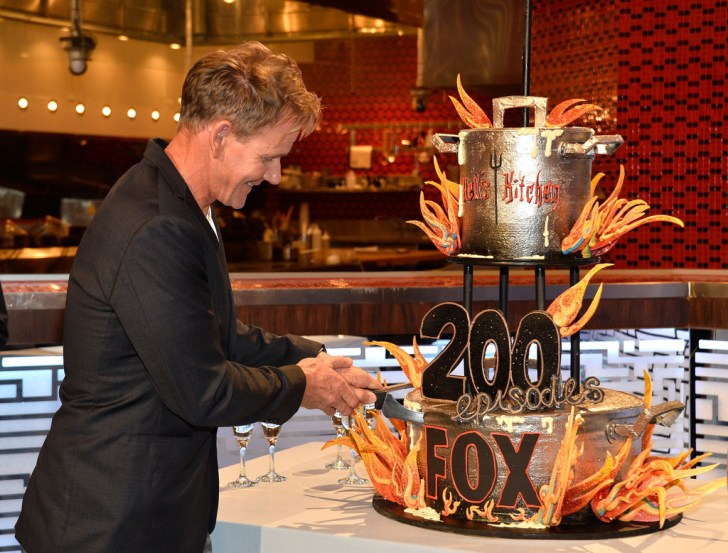 Hell Kitchen Celebrates 200 Episodes Zimbio