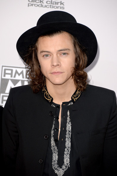 Harry Styles - 2014 American Music Awards - Arrivals