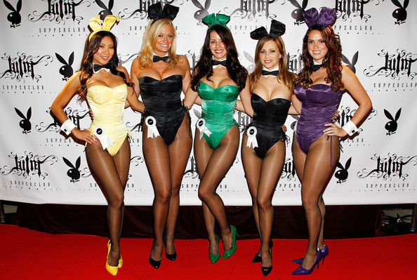 AMI's David Pecker Hosts Playboy's 50th Anniversary Celebration