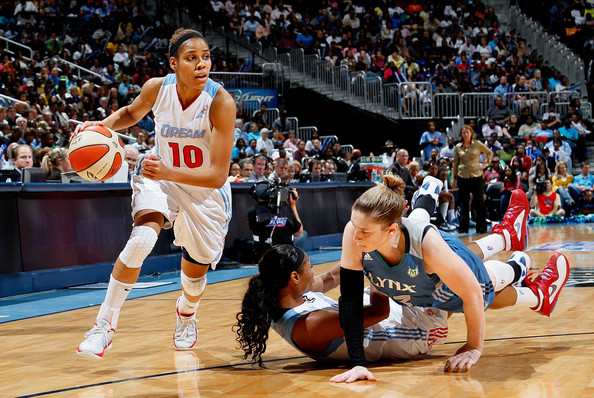 Lindsay Whalen Pictures - Minnesota Lynx v Atlanta Dream ...