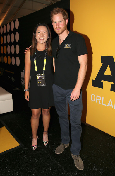 Invictus Games with Prince Harry