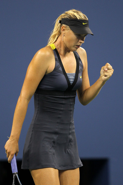 Maria Sharapova - 2011 US Open - Day 3