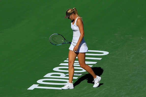 Maria Sharapova - Rogers Masters presented by National Bank - Day 4