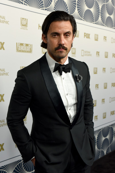 Milo Ventimiglia Photos Photos   FOX  FX  and Hulu 2018 Golden Globe     FOX  FX  and Hulu 2018 Golden Globe Awards After Party   Inside