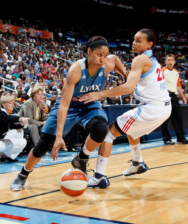 Maya Moore Photos Photos - Minnesota Lynx v Atlanta Dream ...