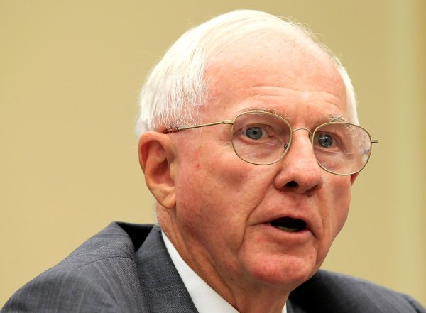 Thomas Young in Neil Armstrong Testifies At House Hearing