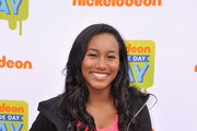 Sydney Park of Instant Mom attends Nickelodeon's 11th Annual Worldwide Day of Play at Prospect Park on September 20, 2014 in New York City.