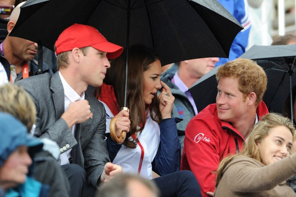 Under Our Umbrella? - Prince Harry, the Royal Third Wheel ...