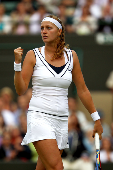 Petra Kvitova - The Championships - Wimbledon 2011: Day Eight