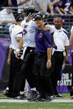 John Harbaugh (Rob Carr-Getty Images)
