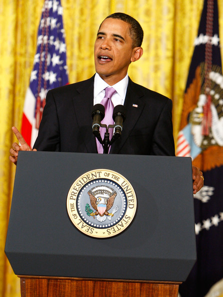 President Obama Announces Recovery Act Funding For Clean ...