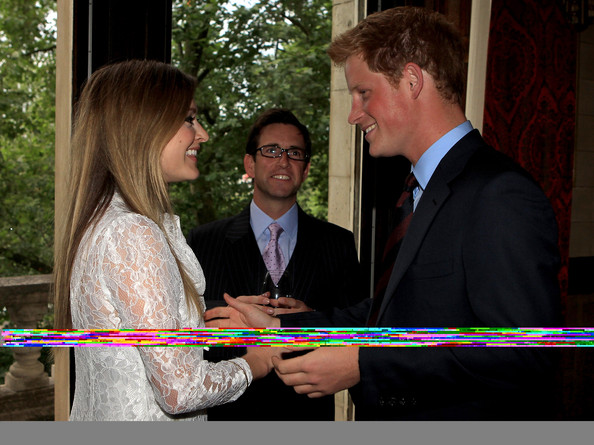 Prince Harry Attends Friends Of The Forces Awards - Zimbio
