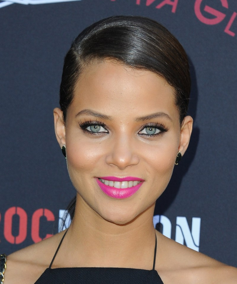 denise vasi pretty face portrait makeup