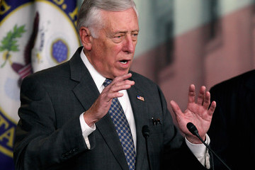 Steny Hoyer House Democrats Discuss Payroll Tax Cut Extension