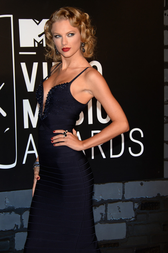 taylor swift vma 2013