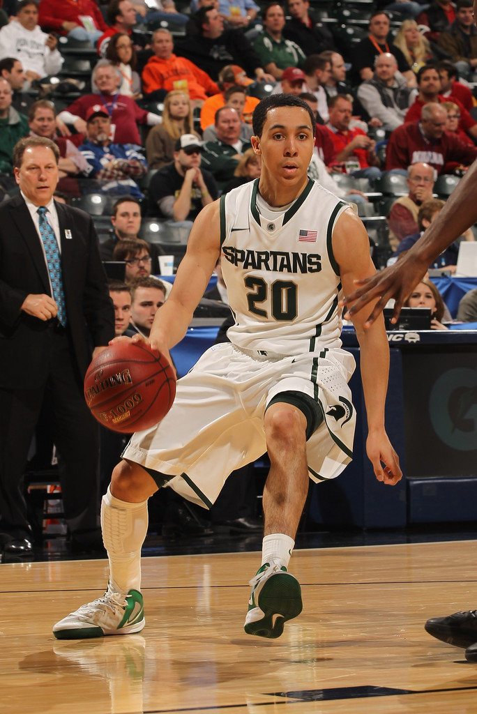 Travis Trice Photos Big Ten Basketball Tournament