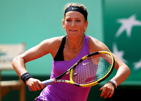 Victoria Azarenka - 2011 French Open - Day Seven