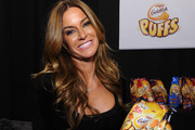 Model Kelly Killoren Bensimon attends the Z100's Artist Gift Lounge presented by Goldfish Puffs at Z100's Jingle Ball 2014 at Madison Square Garden on December 12, 2014 in New York City.
