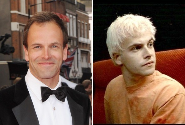 Jonny Lee Miller - Actors Who Have Gone Blonde for Film ...