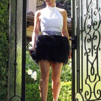 ...And the Award for Best Dressed Kardashian or Jenner at the 2011 TCAs Goes To...