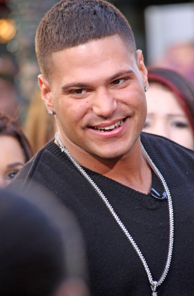 Ronnie Ortiz Magro Photos Photos Snooki Appears On