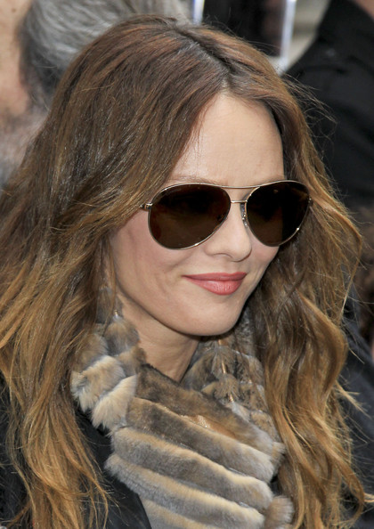 Vanessa Paradis Vanessa Paradis attends the Chanel Haute Couture fashion show, held at the Espace Cambon, Paris.