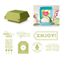 Num-Num Wood-mount Bundle by Stampin' Up!