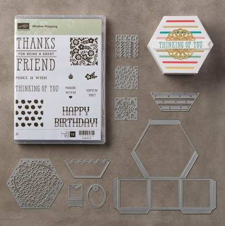 Window Shopping Bundle from Stampin' Up! buy now from Leonie Schroder Independent Stampin' Up! Demonstrator