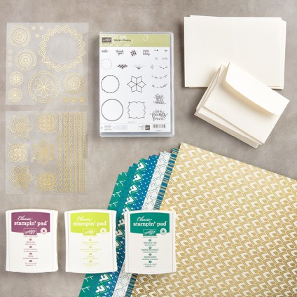 Eastern Palace Starter bundle - Leonie Schroder Independent Stampin Up Demonstrator Australia