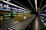 mechanized warehouse