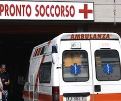 ambulanza pronto soccorso