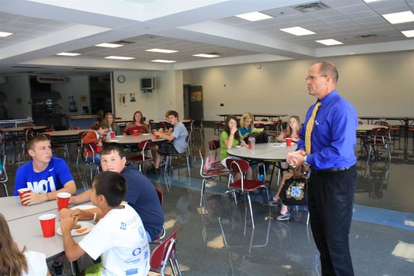 WCMS welcomes 19 new students to the district - Wayne ...