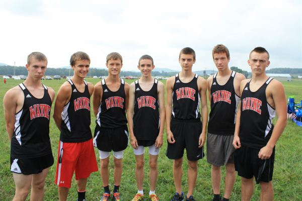 congratulations to men's Cross Country Team - Wayne County ...