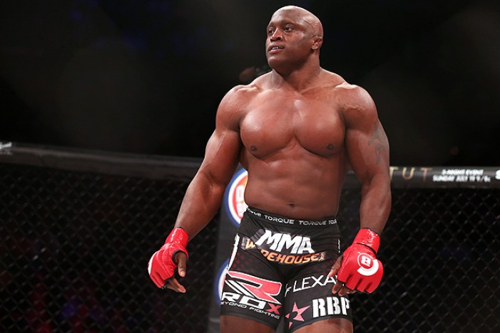 Bobby Lashley challenges longtime rival Brock Lesnar to an MMA fight