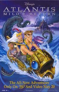 Atlantis: Milo's Return (Dub)