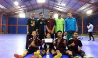Runner Up Futsal IPNU Cup, Tim ini Berwudhu Sebelum Tanding