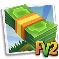 v FarmVille 2: 5 FREE Farm Cash!