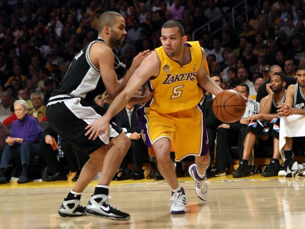 Jordan Farmar Photos - San Antonio Spurs v Los Angeles ...