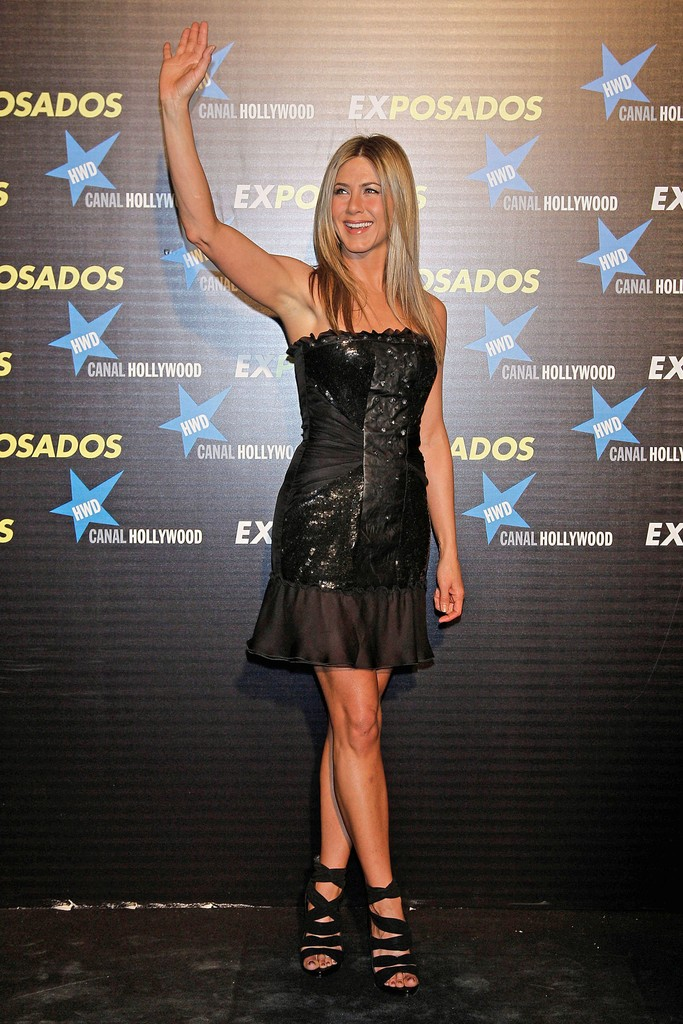 Jennifer Aniston Cocktail Dress Jennifer Aniston Looks
