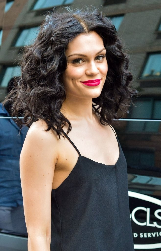 August 2014Big Hair Dont Care Jessie Js Most
