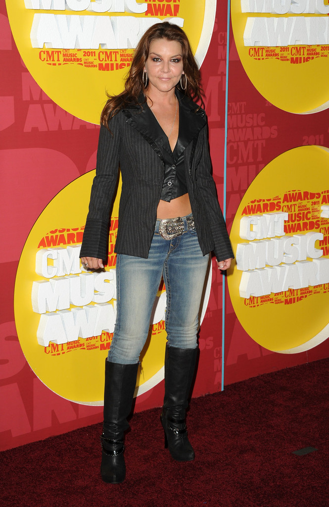 Gretchen Wilson Best And Worst Dressed At The CMT Music