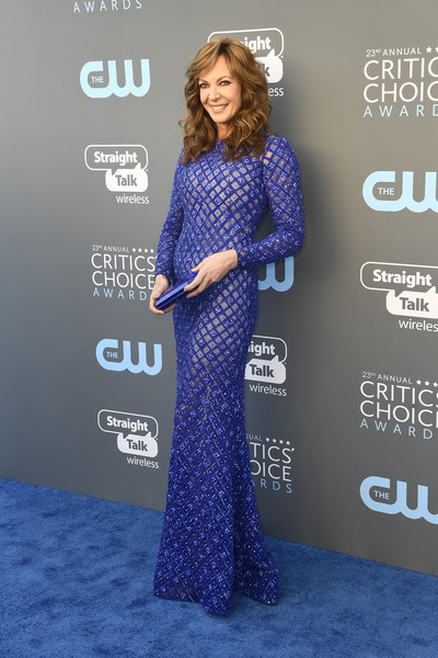 Allison Janney in Michael Cinco